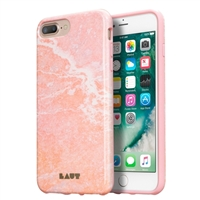 Laut Huex Elements for iPhone 7 Plus - Marble Pink