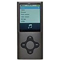 Mach Speed Technologies Eclipse 200 SL Series MP4 Player