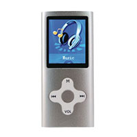 Mach Speed Technologies Mach Speed Eclipse 180 8GB MP3/MP4 Player