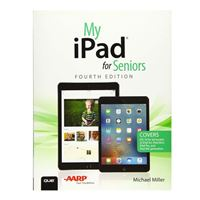 Pearson/Macmillan Books MY IPAD FOR SENIORS 4/E
