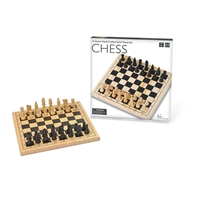 Intex Entertainment Wooden Chess