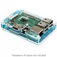 Pimoroni Pibow 3 Coupe Enclosure for Raspberry Pi 3/2/B+ - Flotilla