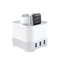 Satechi Smart Charging Stand - Silver