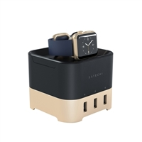 Satechi Smart Charging Stand - Gold