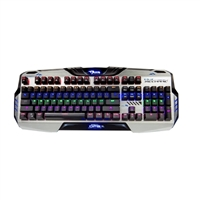 Inland Mazer EKM729 Backlit Aluminum Mechanical Keyboard