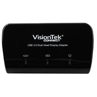 Visiontek USB 3.0 to Dual Monitor (DVI/HDMI) Adapter