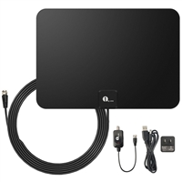1byone OUS00-0186 Amplified HDTV Antenna