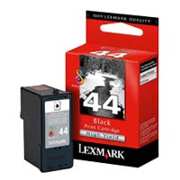 Lexmark 44 Standard Yield Black Ink Cartridge