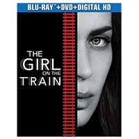 Universal Girl on the Train Blue-Ray