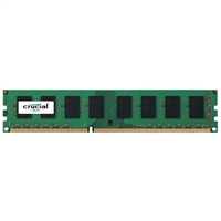 Crucial 4GB DDR3L-1600 PC3L-12800 CL11 Single Channel Desktop Memory Module