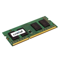 Crucial 4GB DDR3L-1600 (PC3-12800) CL11 SO-DIMM Memory Module