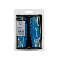 Crucial 8GB 2 x 4GB DDR3-1600 PC3-12800 Desktop Memory Modules