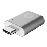 Nonda USB 3.1 (G1 Type-C) Male to USB 3.1 (G1 Type-A) Female Adapter - Space Gray
