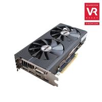 Sapphire Technology Radeon NITRO+ RX 480 Overclocked 4GB GDDR5 w/ Backplate