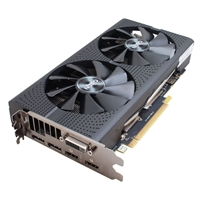 Sapphire Technology Radeon NITRO+ RX 470 Overclocked 8GB GDDR5 Video Card