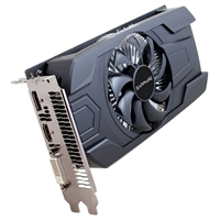 Sapphire Technology Radeon RX 460 Overclocked 2GB GDDR5 Video Card