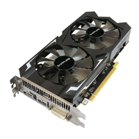 Sapphire Technology Radeon RX 460 Overclocked 4GB GDRR5 Video Card