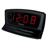 Westclox Automatic Set Alarm Clock
