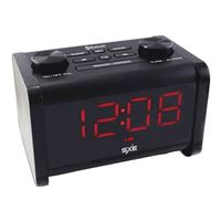 SXE Bluetooth Clock Radio