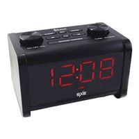 SXE Bluetooth Clock Radio