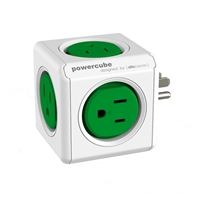 Allocacoc Corp PowerCube Original 5-Outlets Surge Protector