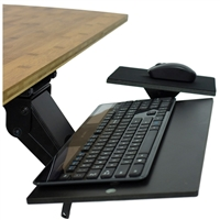 Computer Chair With Keyboard Tray