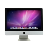 "Apple iMac MC812LL/A 21.5"" All-in-One Desktop Computer Pre-Owned"