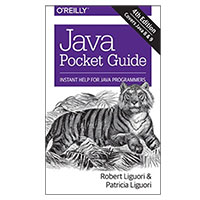 O'Reilly Java Pocket Guide, 4th Edition