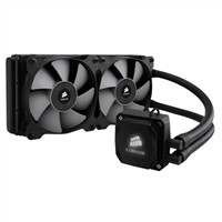 Corsair Hydro Series H100i GTX Extreme Performance Liquid CPU Cooler (Factory-Recertified)