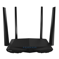 Tenda A6 AC1200 Smart Dual Band Wireless Router