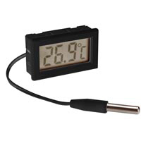 Velleman Digital Thermometer for Panel Mounting