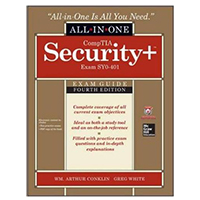 McGraw-Hill COMPTIA SECURITY+ ALL-IN