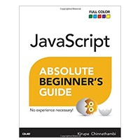 Pearson/Macmillan Books JavaScript Absolute Beginner's Guide, 1st Edition