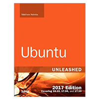 Pearson/Macmillan Books Ubuntu Unleashed 2017 Edition: Covering 16.10, 17.04, 17.10, 12th Edition