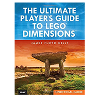 Pearson/Macmillan Books The Ultimate Player's Guide to LEGO Dimensions