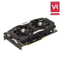 PowerColor Radeon RX 480 4GB GDDR5 Red Dragon Video Card