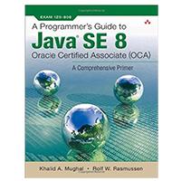 Pearson/Macmillan Books ROG GDT JAVA SE 8 ORACLE
