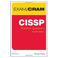 Pearson/Macmillan Books CISSP PRACTICE QUESTIONS