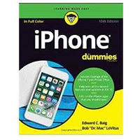 Wiley IPHONE FOR DUMMIES 10/E