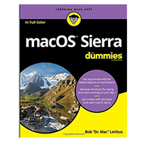 Wiley macOS Sierra For Dummies, 1st Edition
