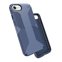 Speck Products Presidio Grip Case for iPhone 7 - Twilight Blue/Marine Blue