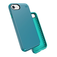 Speck Products Presidio Case for iPhone 7 - Mineral Teal/Jewel Teal