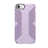 Speck Products Presidio Grip Case for iPhone 7 - Whisper Purple/Lilac Purple