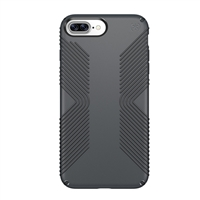 Speck Products Presidio Grip Case for iPhone 7 Plus - Graphite Gray/Charcoal Gray