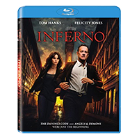 Columbia Tristar Inferno Blu-Ray