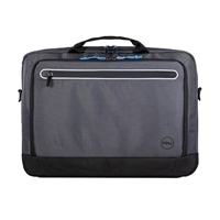 "Dell Urban Laptop Briefcase Fits Screens up to 15.6"" - Asphalt"