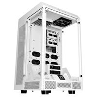 Thermaltake Tower 900 Snow Edition ATX Super-Tower Computer Case - White