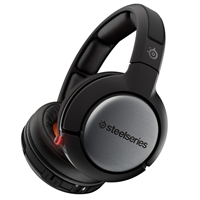SteelSeries Siberia 840 Gaming Headset - Black