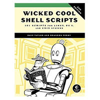 No Starch Press WICKED COOL SHELL SCRIPTS