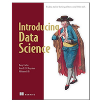 Manning Publications INTRODUCTION DATA SCIENCE